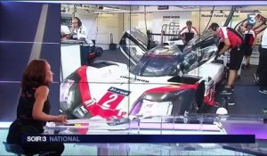 Les 24h du Mans, un laboratoire d'innovation
