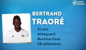 Officiel : Bertrand Traoré file à Lyon !
