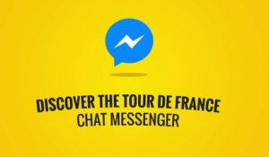 Teaser - Tour de France Chat Messenger