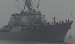 USA-Chine : nouvel incident en mer de Chine