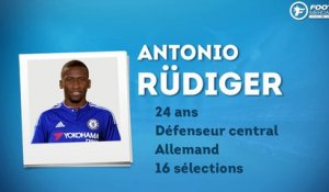 Officiel : Antonio Rüdiger file à Chelsea !