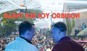 Barnt b2b Joy Orbison - DJ Set (Astropolis 2017)