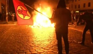 Manifestation anticapitaliste et anti-G20