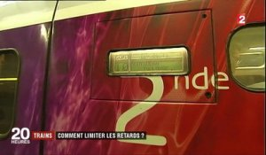 Trains : comment limiter les retards ?