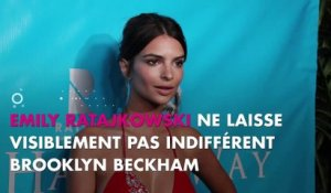 Brooklyn Beckham drague lourdement Emily Ratajkowski ! (photo)