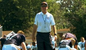 John Fox wired at Chicago Bears training camp