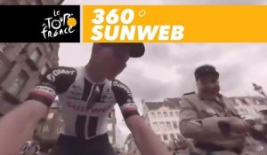 Sunweb team presentation at the Grand Départ - 360° - Tour de France 2017