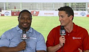 Set crashes down on Maurice Jones-Drew and Rhett Lewis
