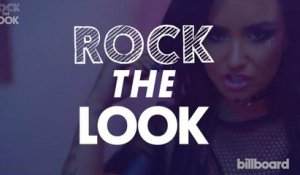 Rock the Look: Demi Lovato's 'No Promises' Video