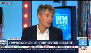 Start-up & Co: Sculpteo, un service d'impression 3D en ligne - 21/08