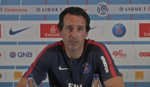 Foot - L1 - PSG : Emery «Saint-Etienne, un test important»