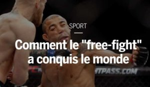"Comment le ""free-fight"" a conquis le monde"