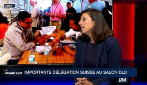 Importante délégation suisse au salon DLD
