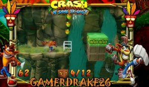 gamerdrake26 live  crash bandicoot n sane trilogy (09/09/2017 17:09)