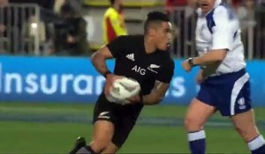 Les All Blacks surclassent les Springboks