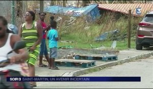 Saint-Martin : un avenir incertain