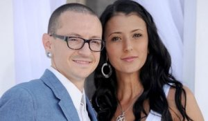 Chester Bennington's Wife Shares Last Video of Bennington Before Death | Billboard News