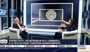 Thierry Petit, Showroomprive.com - 21/09 (1/2)