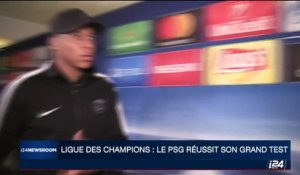 Ligue des champions : Le PSG réussit son grand test