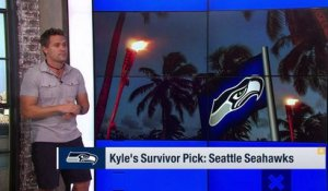 Kyle Brandt's Survivor Pick: Seattle Seahawks