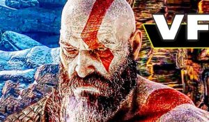 GOD OF WAR Nouvelle Bande Annonce VF