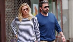 Ben Affleck and Lindsay Shookus Look to be Nesting in NY