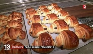 "Croissants : faut-il un label ""tradition"" ?"