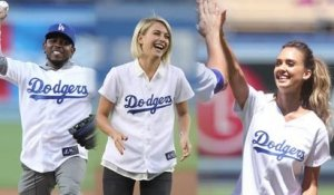 Hollywood Is Nuts for The Los Angeles Dodgers