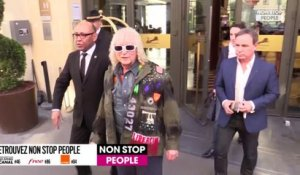 Johnny Hallyday atteint d'un cancer : Michel Polnareff le soutient dans un tendre message