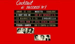 Various - COCKTAIL DI SUCCESSI - Italian Hits of '50/'60