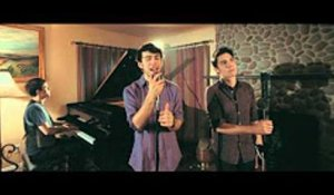 'Demons' - Imagine Dragons - Sam Tsui & Max Cover BY  Zili Music Company .