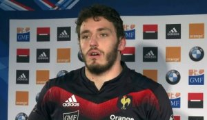 Rugby - Tests internationaux - XV de France : Gabrillagues «Ça reste un match»