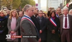 13-novembre : hommage national
