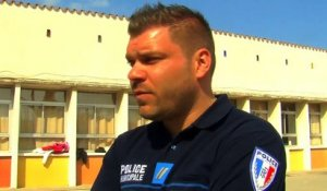 L'interview de Thierry Luxemburger, agent de la police municipale de Martigues.