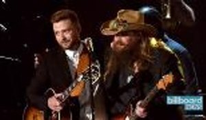 Justin Timberlake's Duet With Chris Stapleton Teased on Twitter | Billboard News