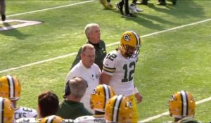 Rapoport: Rodgers doing light work in practice
