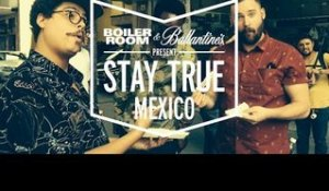 Boiler Room & Ballantine's Present: Stay True Mexico with Seth Troxler