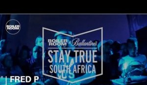Fred P Boiler Room x Ballantine's Stay True South Africa: Part Two DJ Set