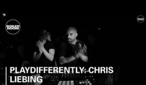 PLAYdifferently: Chris Liebing Boiler Room DJ Set