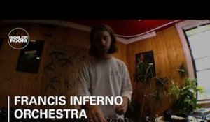 Francis Inferno Orchestra Boiler Room London Studio DJ Set
