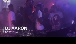 DJ Aaron Boiler Room New York DJ Set