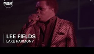 Lee Fields Ray-Ban x Boiler Room Weekender Live Show