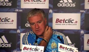 "Deschamps : ""L'important c'est de confirmer"""