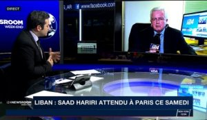 i24NEWSROOM WEEKEND | Avec Rudy Saada | Partie 1 | 17/11/2017