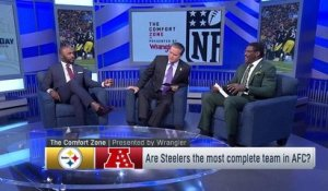 Are the Steelers the most complete team in AFC?