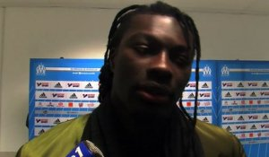 Bafé Gomis a inscrit son 9è but en Ligue 1 ce soir face à Lille