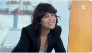 Portrait et interview de Charlotte Gainsbourg