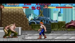 zeSangsue joue à Final Fight (snes). #Succés/ Trophés (27/11/2017 15:40)