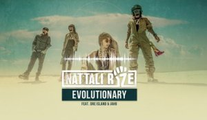 Nattali Rize - Evolutionnary [Official Lyrics Video]