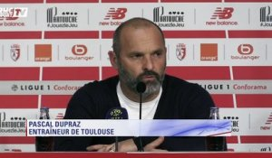 "Dupraz : ""On a fait un bon match, on ne mérite pas de perdre"""
